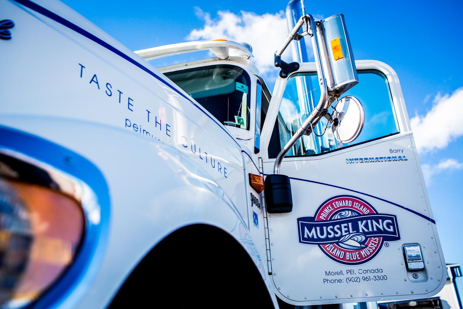PEI Mussel King truck