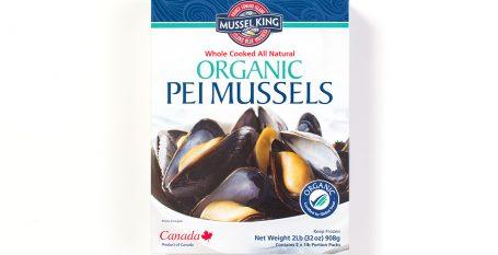 PEI Organic Mussels