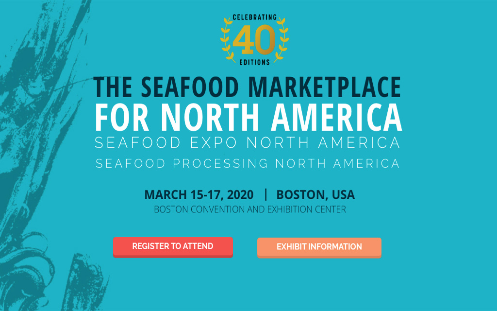 Seafood Expo North America 2020